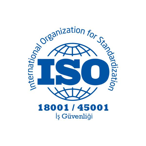 ISO İş Güvenliği Belgesi